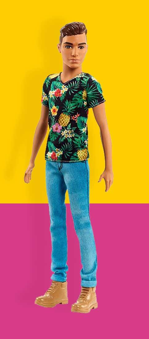 Ken Poppen Ken Pop Nummer 2 Ken® Fashionistas®