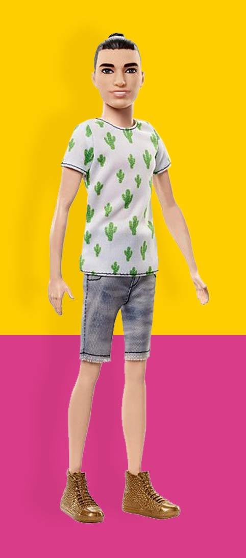 Ken Poppen Ken Pop Nummer 3 Ken® Fashionistas®