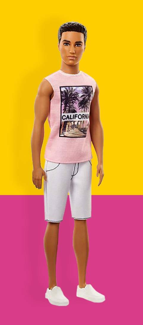 Ken Poppen Ken Pop Nummer 4 Ken® Fashionistas®