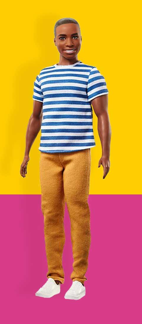Ken Poppen Ken Pop Nummer 5 Ken® Fashionistas®