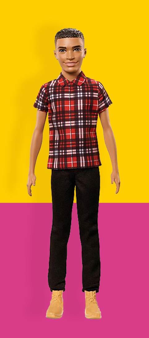 Ken Poppen Ken Pop Nummer 9 Ken® Fashionistas®
