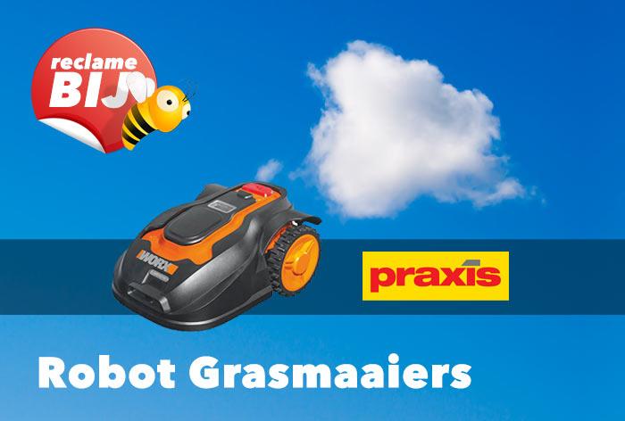 Folder Praxis Aanbieding Robot Grasmaaier
