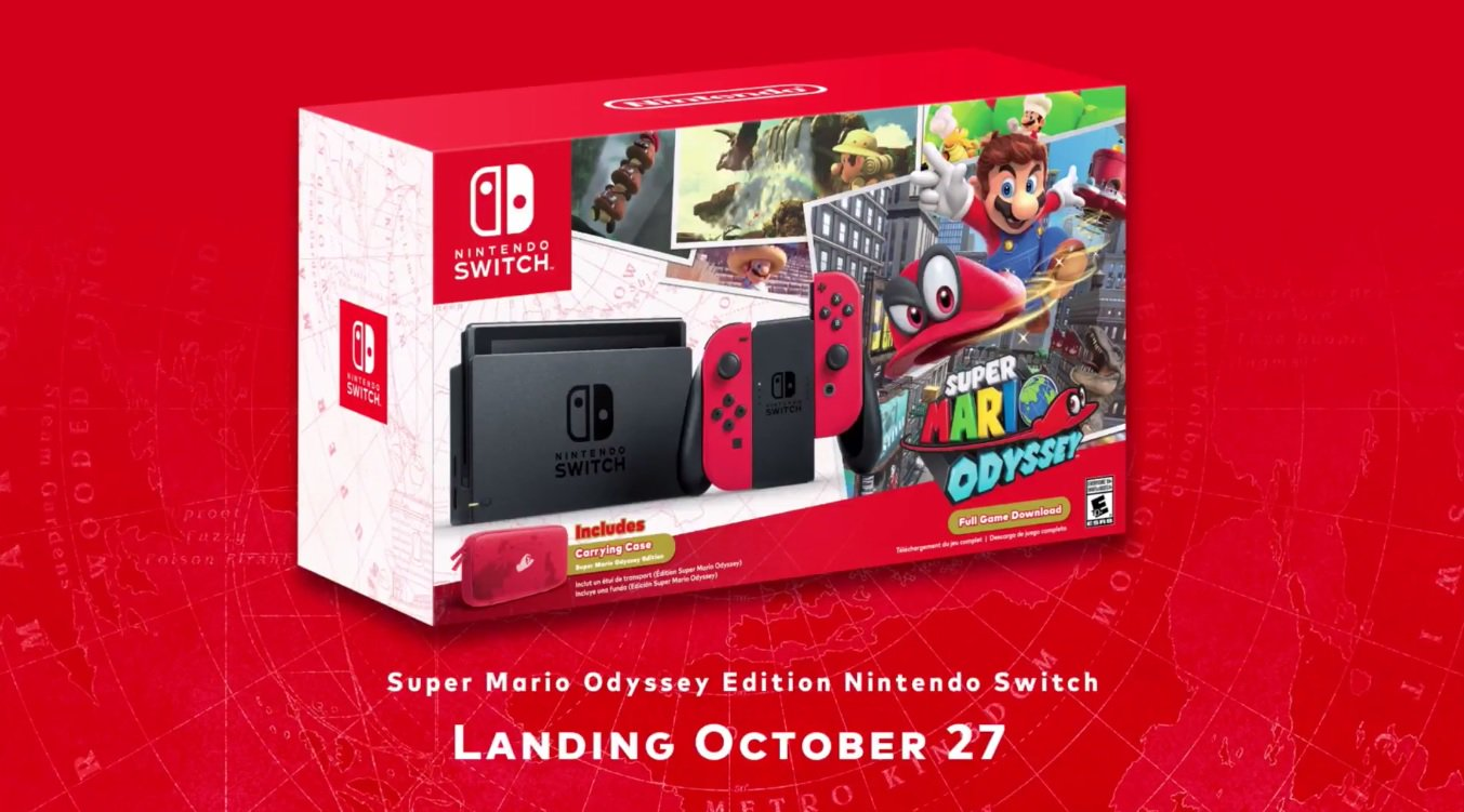 Super Mario Odyssey - Switch Game 2017 Nederland